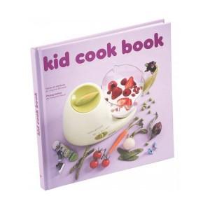Libro de recetas Babycook Kid Cook Book Libro Babycook